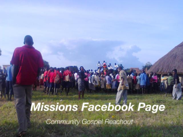 Gospel Reachout Missions