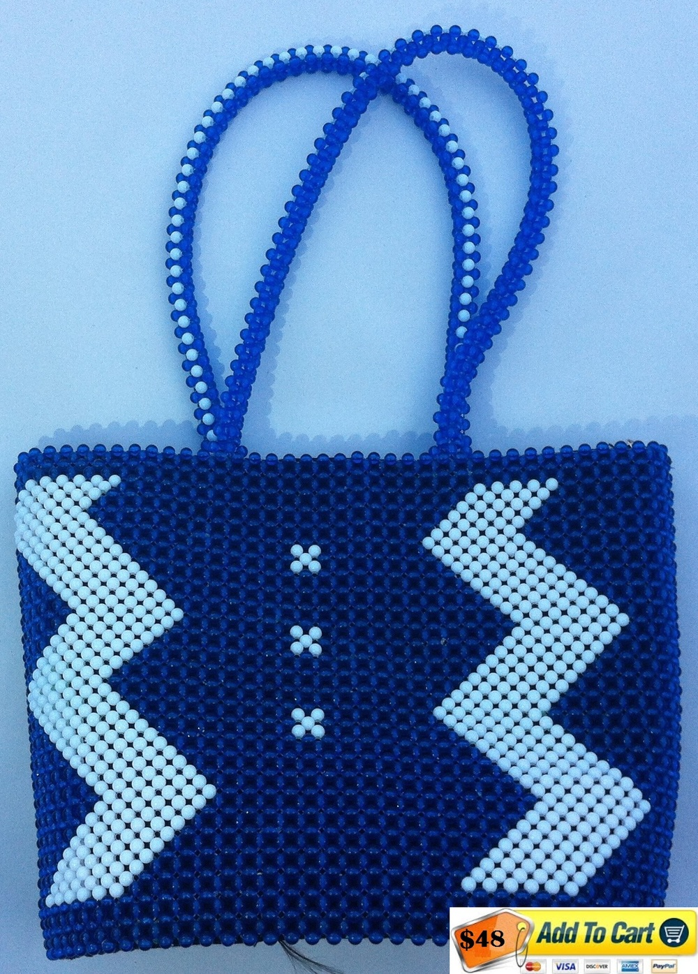 AWB 102. African Women's Bag