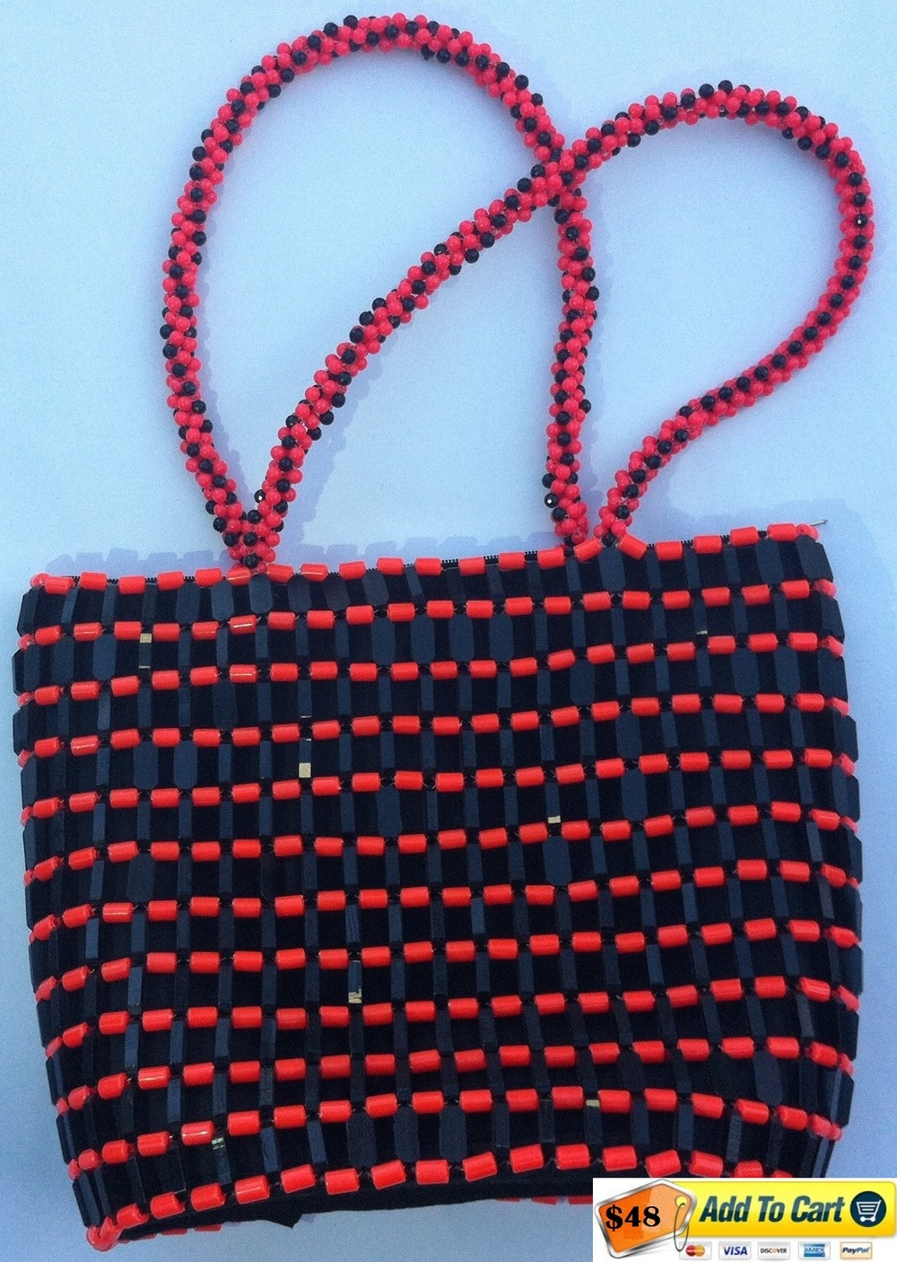 AWB 103. African Women's Bag