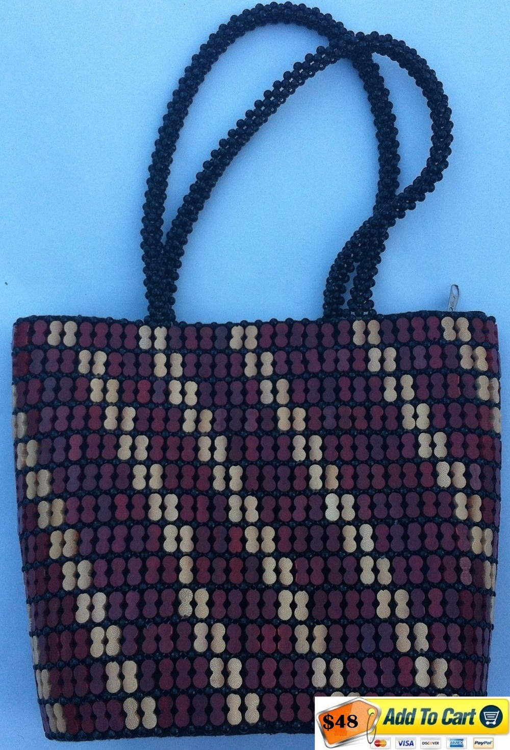 AWB 106. African Women's Bag