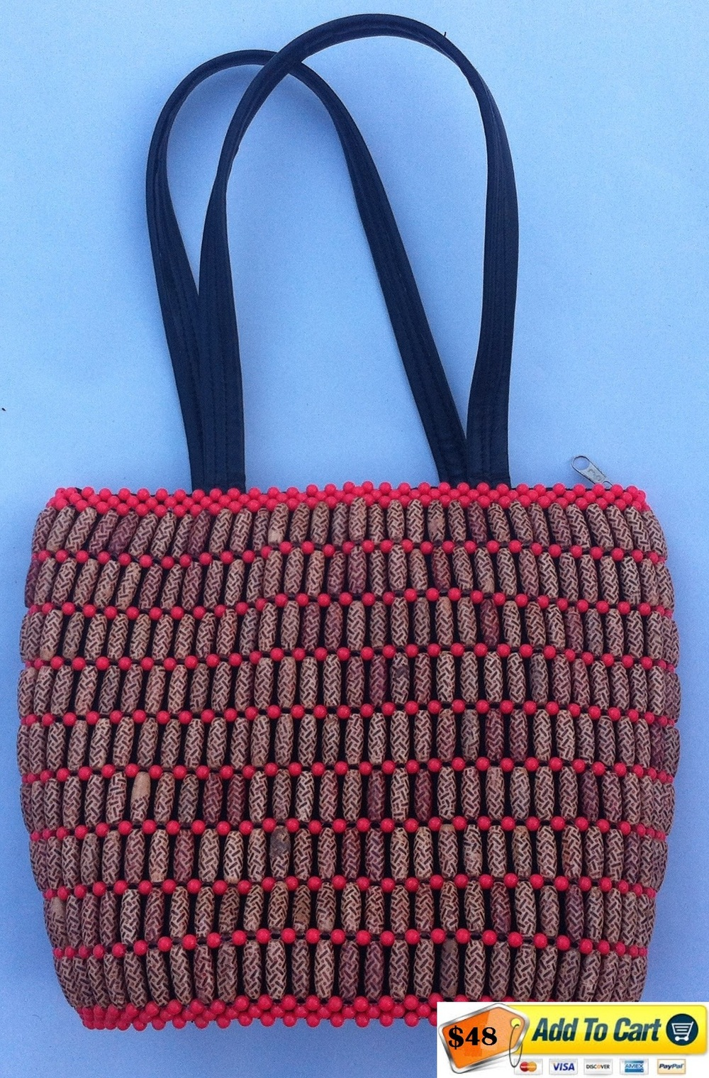 AWB 108. African Women's Bag