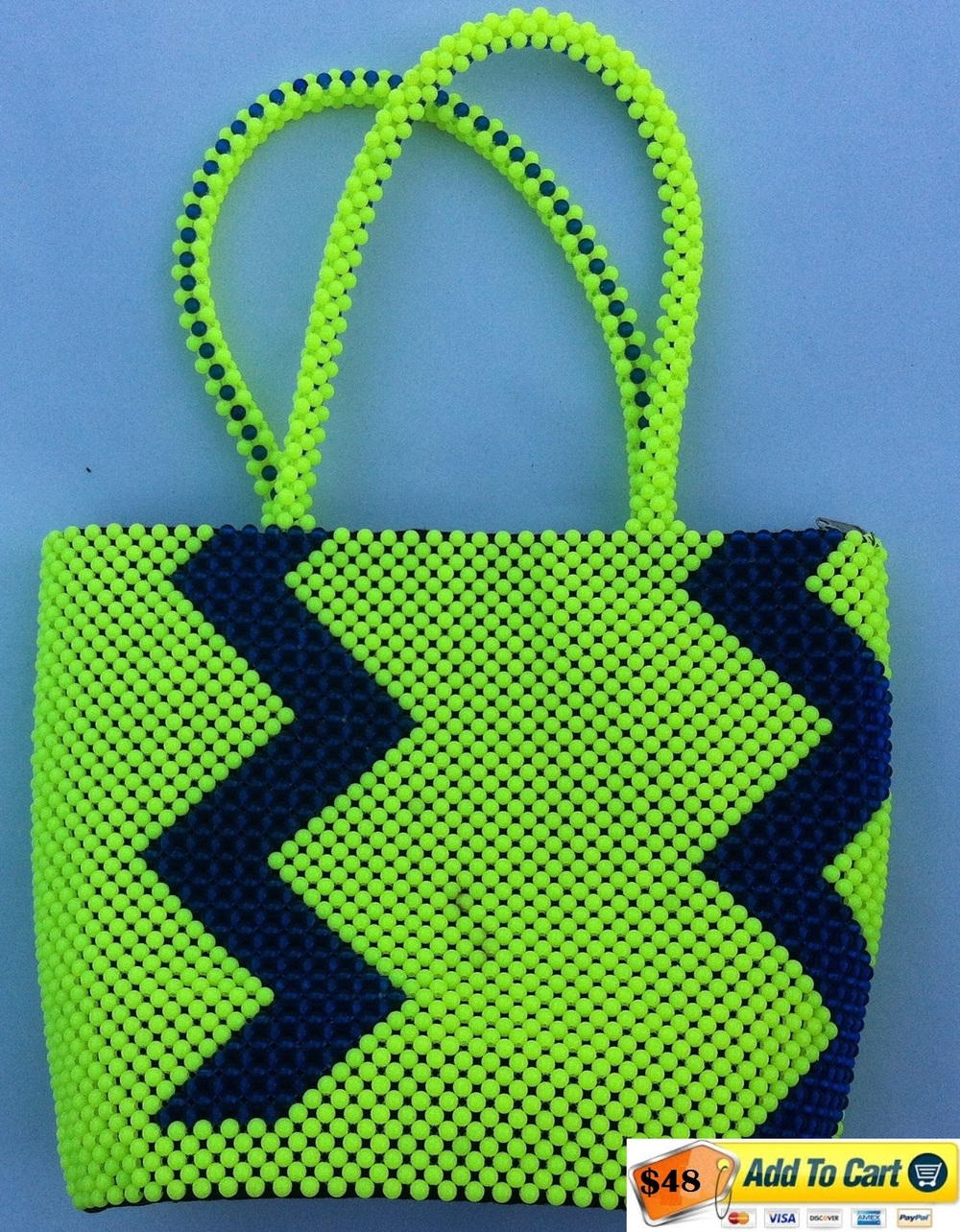AWB 109. African Women's Bag