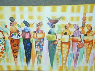 2nd. African Women