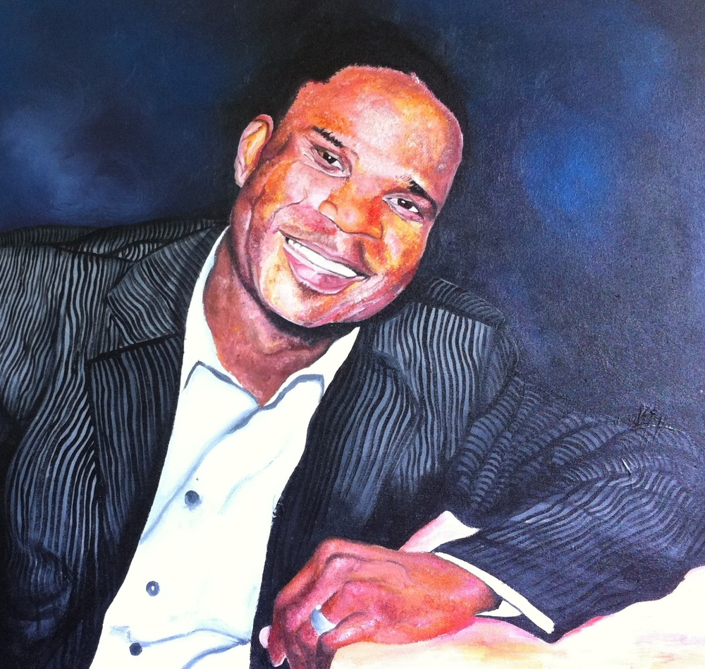 Jermaine Jackson of Vision Evangelistic Centre - Ontario Canada