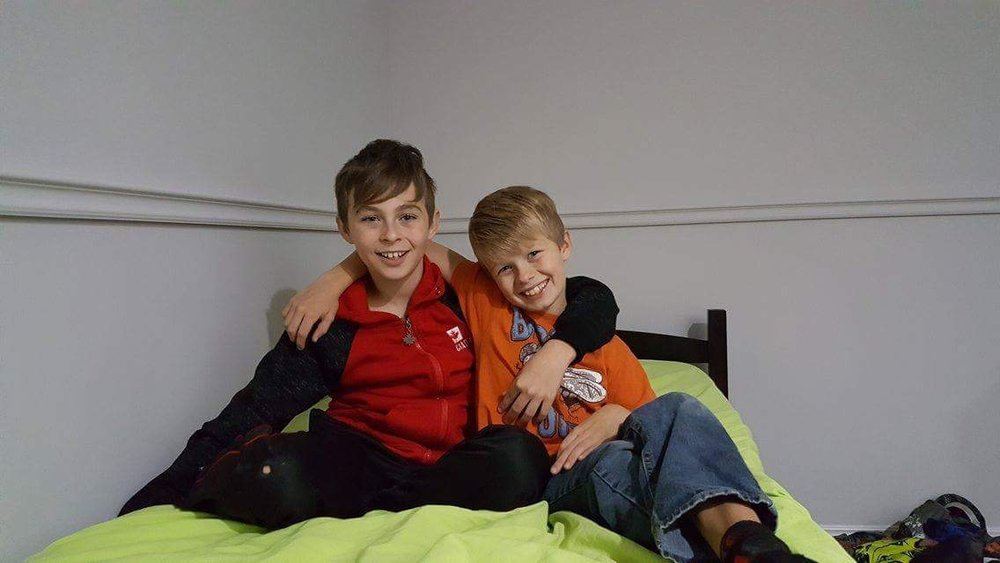 Xander and Chase (Jennifer's Two sons)