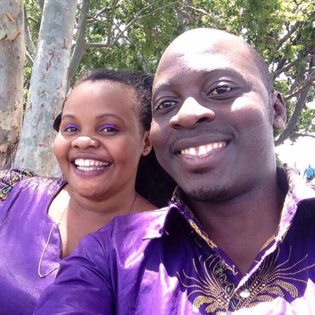 Pr. Ivan and Prossy Ssewankambo.