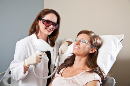 Laser hair removal at Suttons Bay Skin Care Center helps achieve maximum hair reduction.