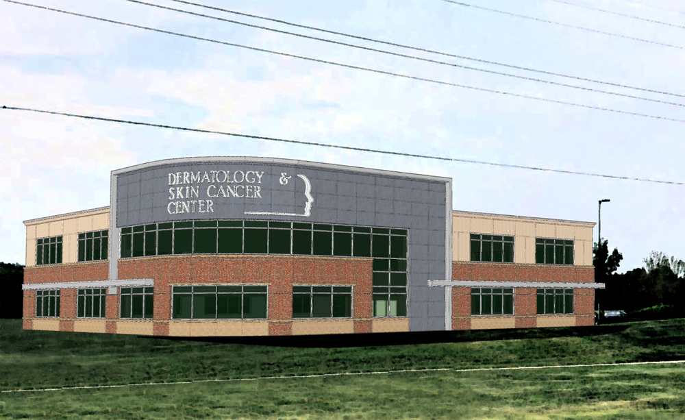 Rendering of Overland Park Dermatology and Skin Cancer Center
