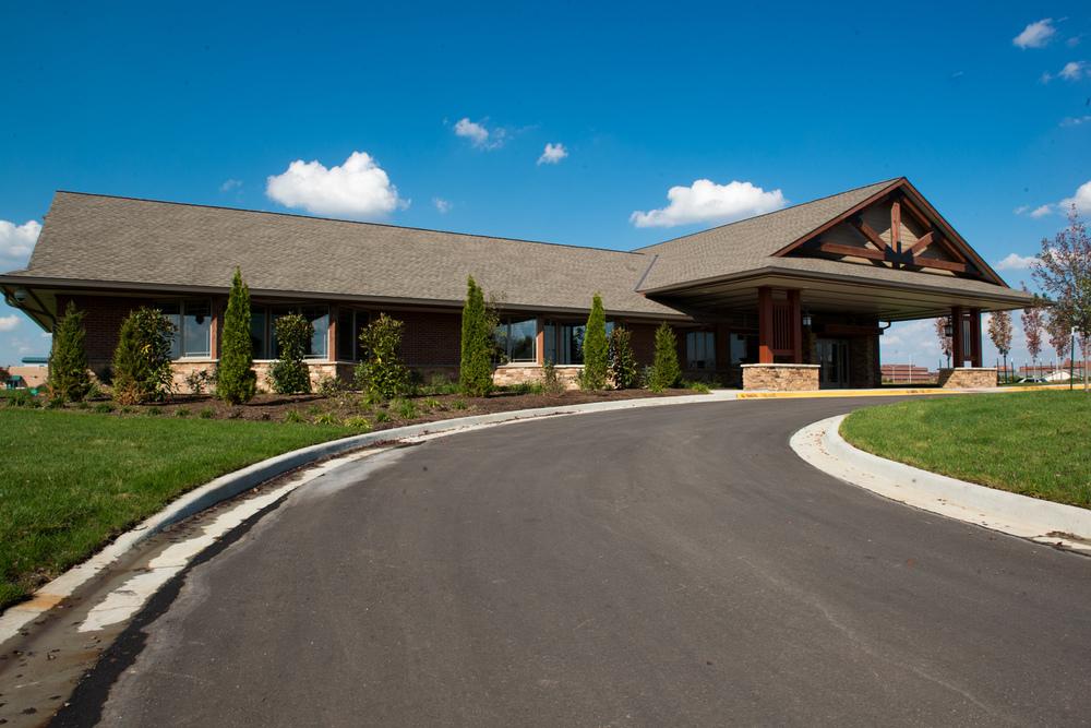 Olathe Health System - Hospice House