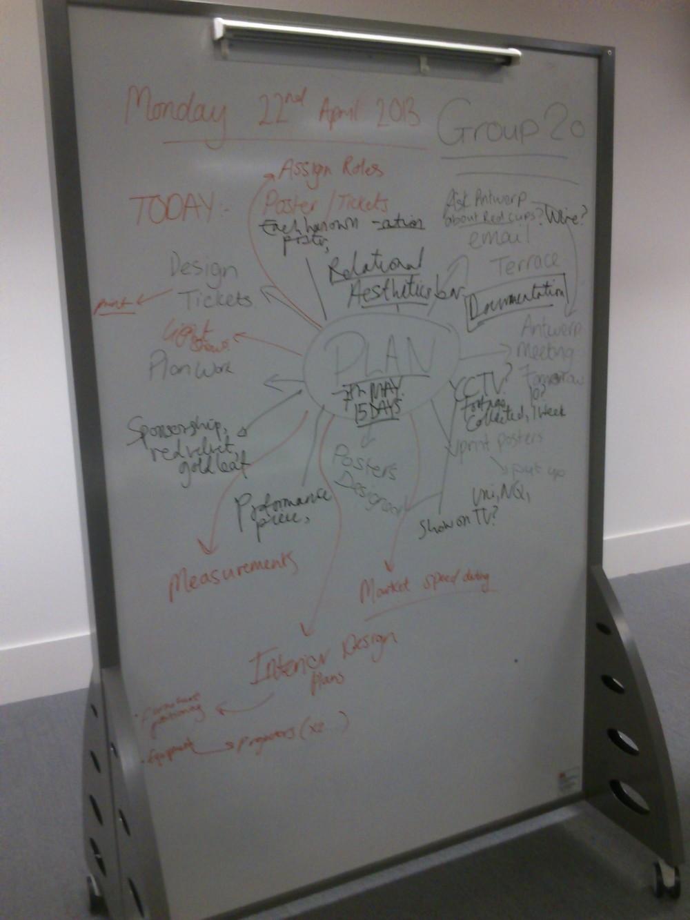 """""""Ideas Board"""""""