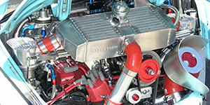 VW engine featured in the 2010 Wiseco Catalog
