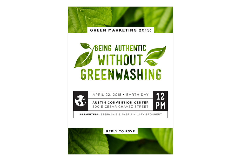 green washing Don't get taken in by 'ecoresorts' that are wolves in sheep's clothing.