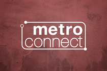 Subscribe to  metroConnect