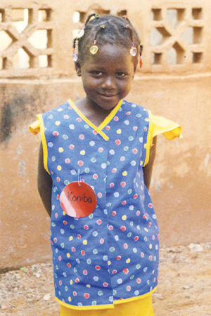 Mali Sponsored Children
