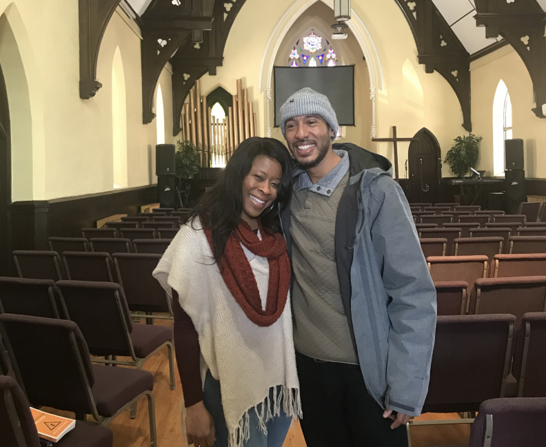 Please pray for our friends Pastor Ray Dash & his wife Ruthie (The Rock Christian Fellowship, Newark, NJ)  Click here to learn more!