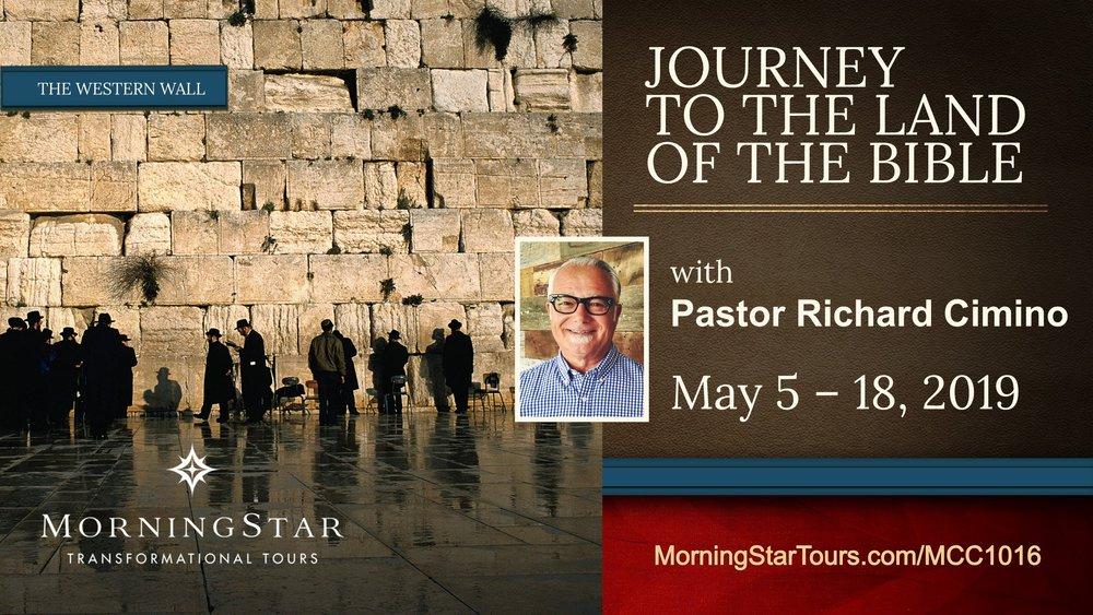 Metro Calvary Church - Israel - PowerPoint Slide - (Western Wall).jpg