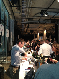 The grand tasting @ La Société des Arts Technologiques (SAT)