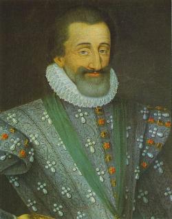 King Henry IV of France  en.wikipedia.org
