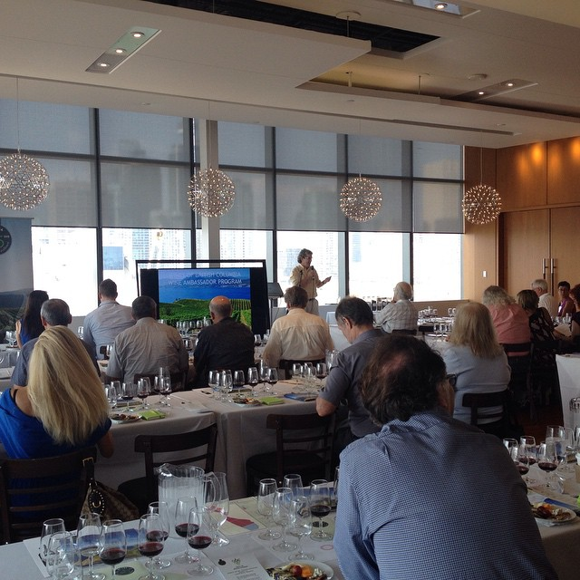 Learning about the sub-region movement and the importance of single-vineyard wine in BC.