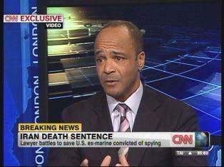 Amir's attorney, Ambassador Prosper, CNN January 2012