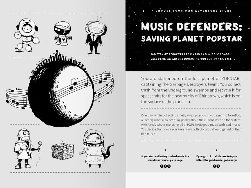 Music Defenders: Saving Planet Popstar