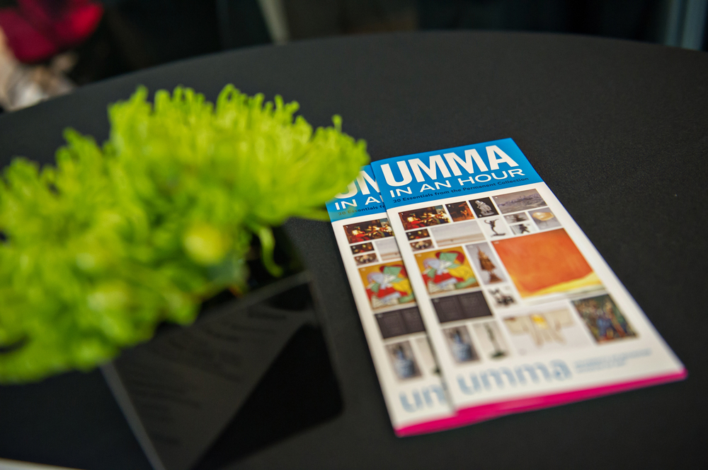 Brochure — Photo courtesy UMMA Flickr