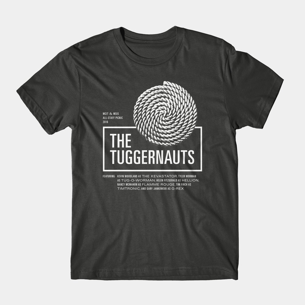 Tuggernauts Team Shirt