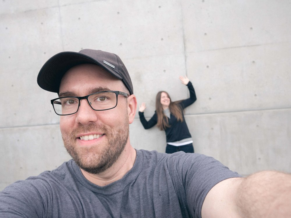 Kevin & Kate in Japan March 2017