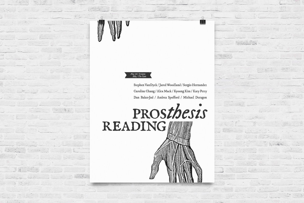 Prosthesis Reading Posters - Poster Series / 2009