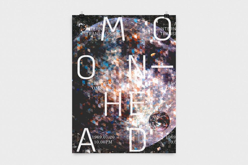 Moonhead - Poster / 2013