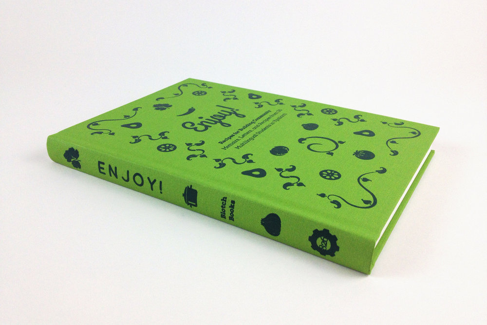 Enjoy! - Book Design / 2014