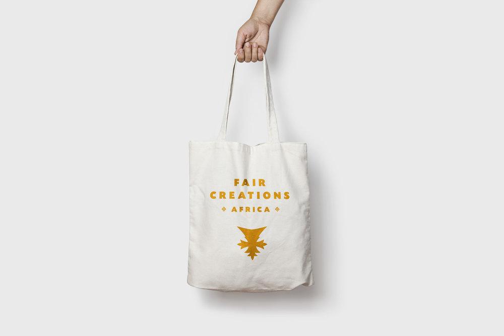 Fair Creations Africa - Identity / 2012