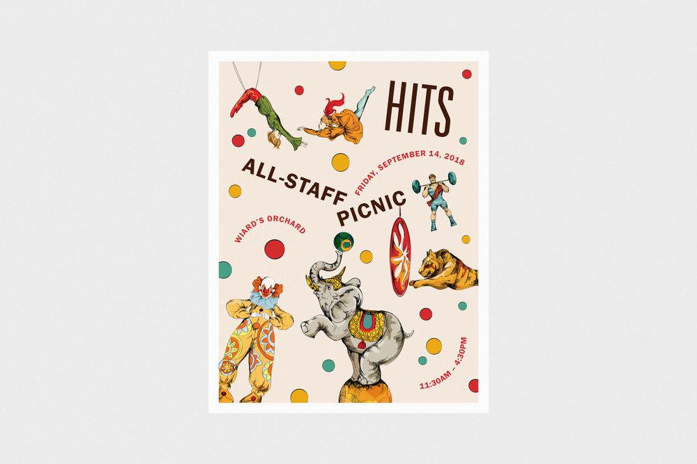 HITS Staff Picnic - Identity / 2018
