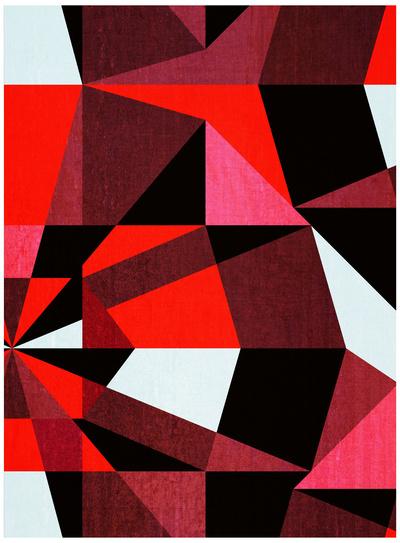 Abstract Garnet