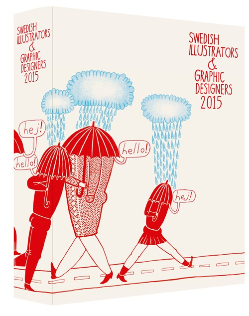 Swedish Illustrators & Graphic Designers 2015