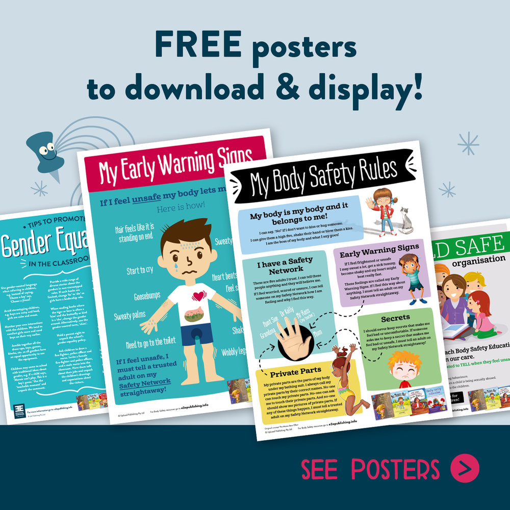 Free posters to download & display!