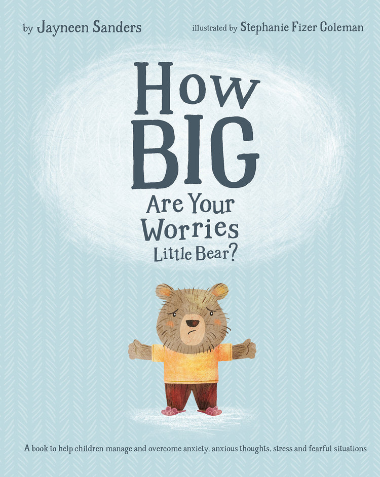 how big are your worries little bear educate2empower publishing