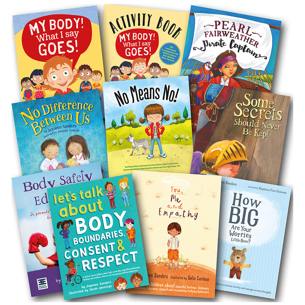 - Or take a look at our collectionof empowering children's books