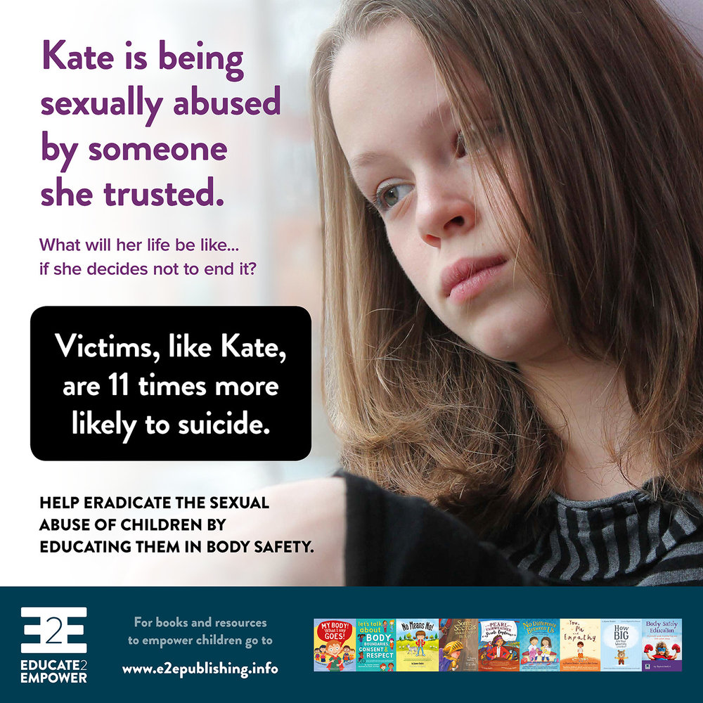Kate is being sexually abused by someone she trusted - Would you like a copy?To download, right/control click on on the linkand select