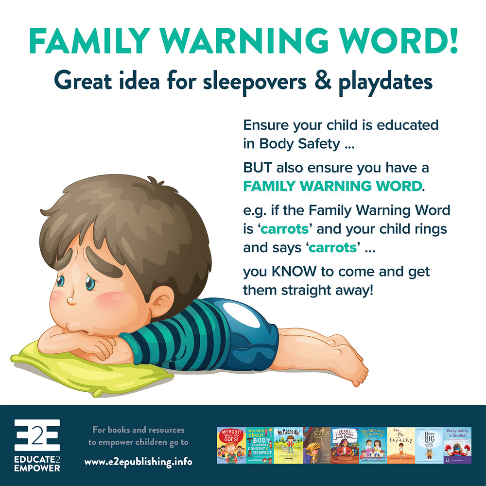 Family Warning Word! - Would you like a copy?To download, right/control click on on the linkand select