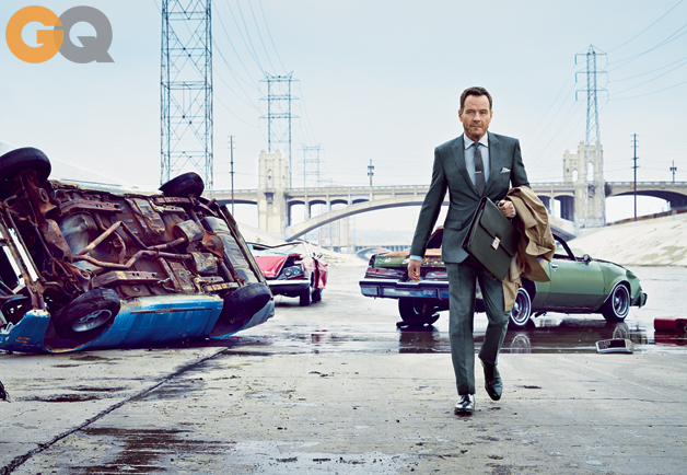 Source: Bryan Cranston for GQ, August 2013