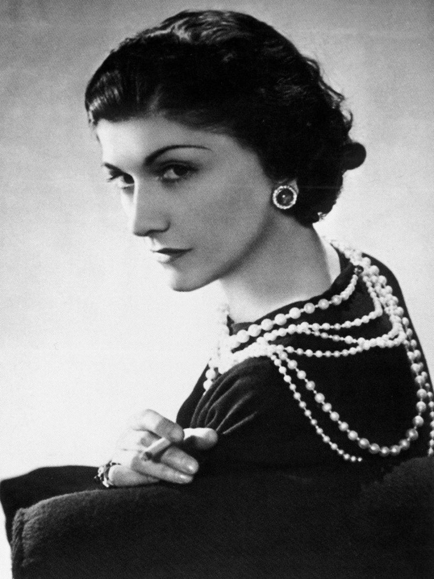 Gabrielle «Coco» Chanel, 1936