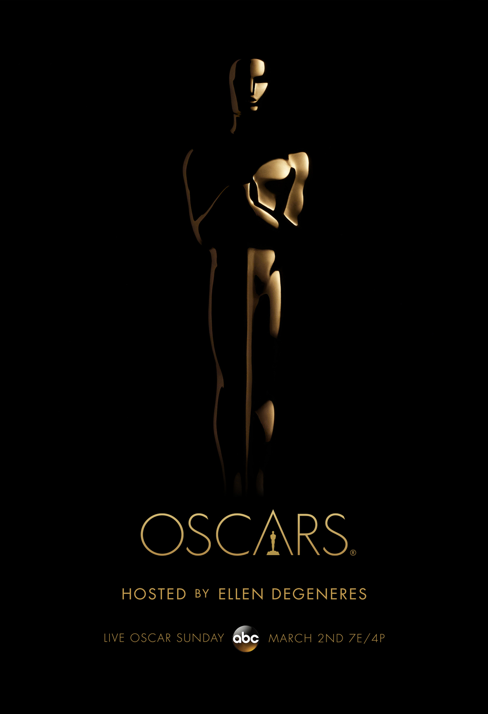 86th Academy Awards - Official Poster 2