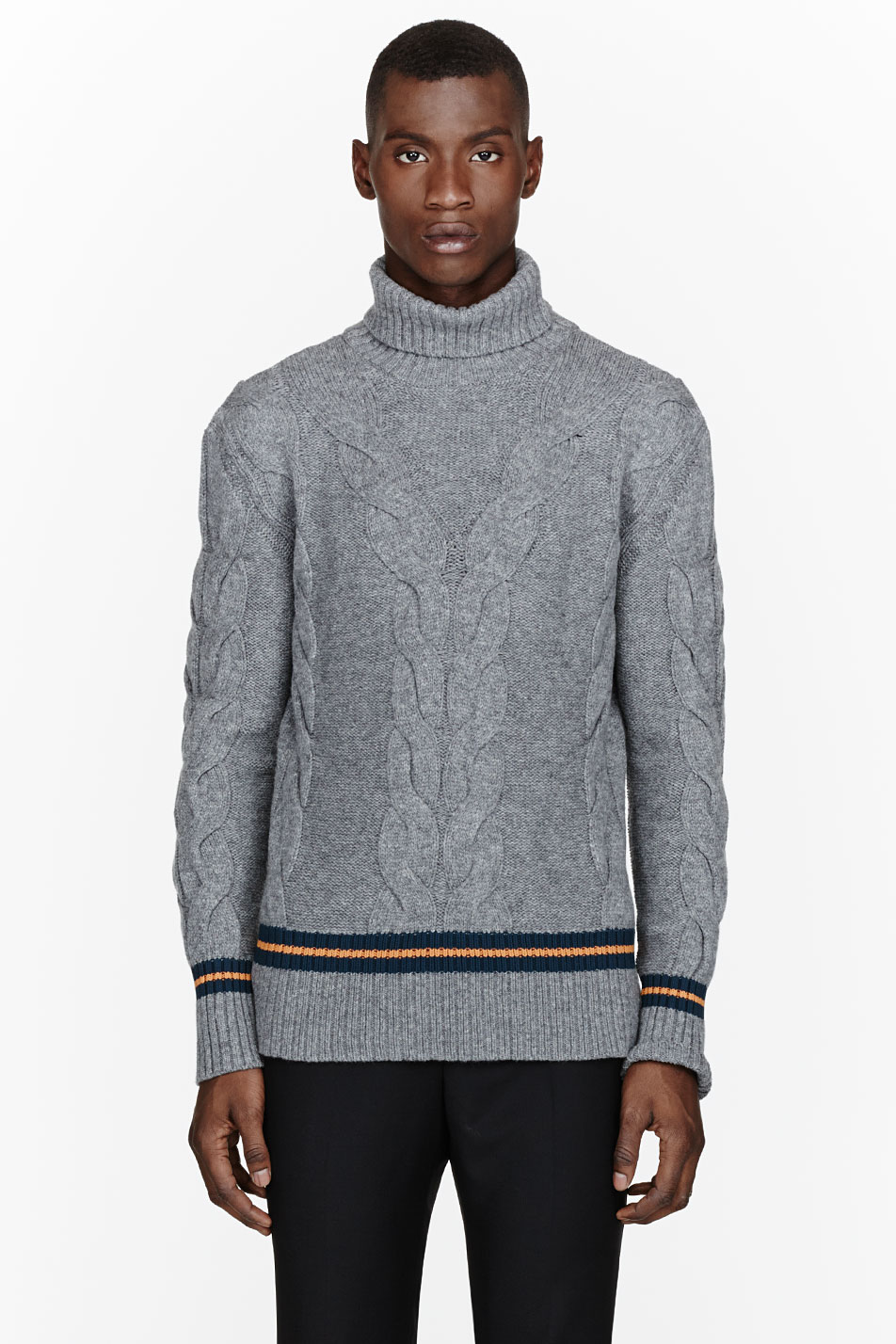 McQ Alexander McQueen turtleneck sweater