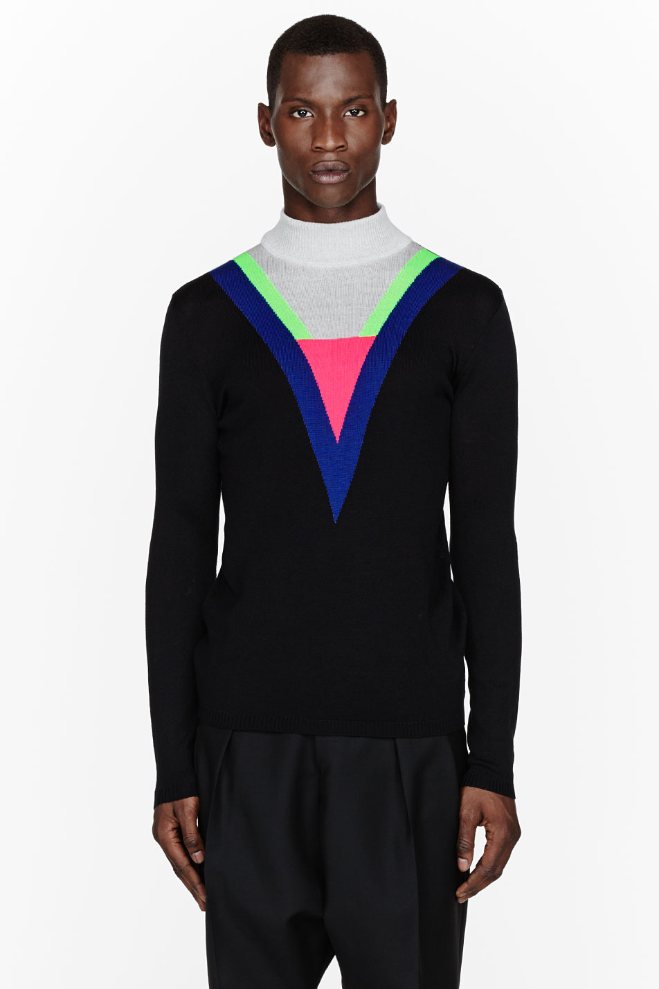 Mugler turtleneck