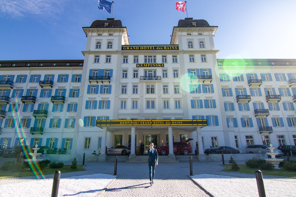 Lips brothers kempinski grand hotel des bains st moritz for Grand hotel des bain