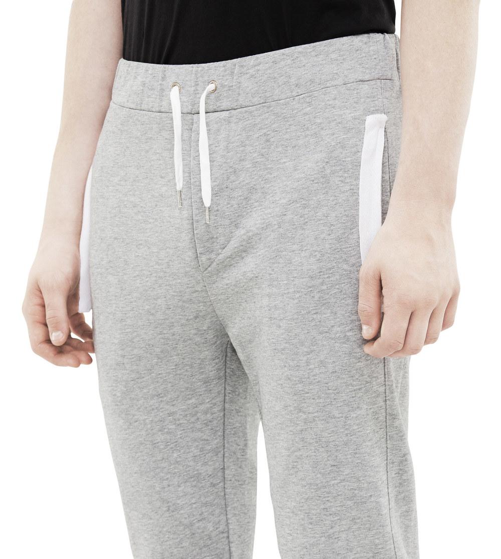 Acne Grey Melange Sweatpants