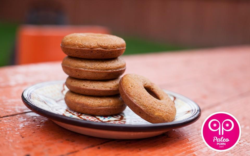 www.paleoporn.net featuring Paleo donuts. No joke.