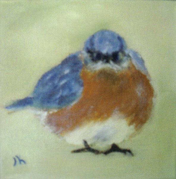 Mad Bluebird - 8x8