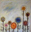 My Flowers - 12x12